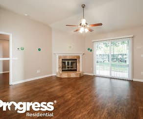 Living Room, 2980 Brittany Bluff Dr