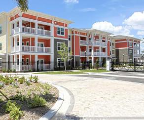 Building, M South