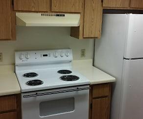 Kitchen, Highland Terrace Apartments