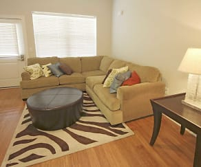 Living Room, Village De Jardin