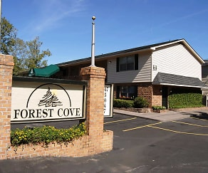 Community Signage, Forest Cove