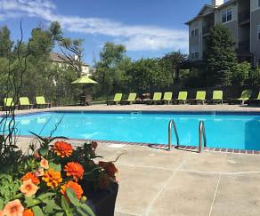 Pool, Autumn Grove