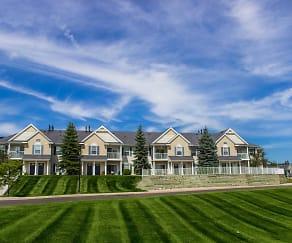 Building, Woodland Lakes Apartments