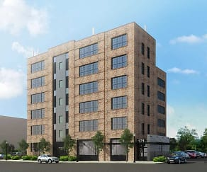 Rendering, Norden Lofts