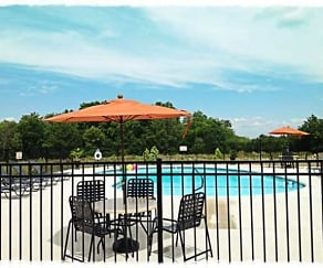 Patio / Deck, Terrace Green Apartments at Branson