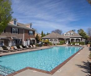 Pool, Sundance Creek