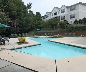 Pool, The Pines At Bethabara