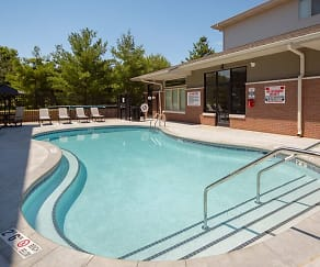 Pool, The Timberline
