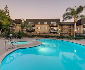 Pool, Fairhaven Apartment Homes