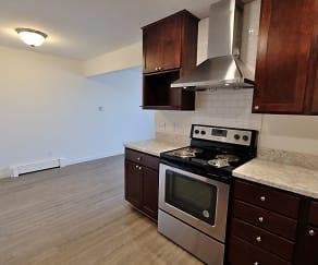 Kitchen, M Street Flats