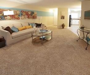 Living Room, Preakness