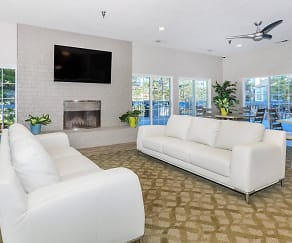 Living Room, Westfield Apartments