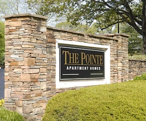 Community Signage, The Pointe