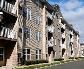 Building, Park Terrace Senior Living 55+