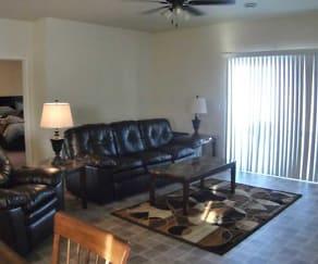Living Room, Bright Design Homes