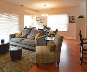 Living Room, The Avery