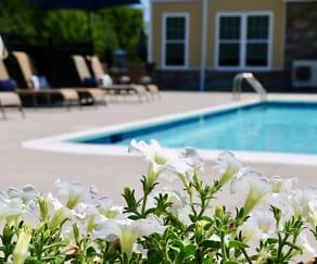Pool, Mallory Ridge Apartments