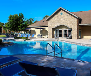 Pool, The Vibe at Celebration Pointe
