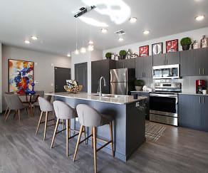 Kitchen, The Cooper 202