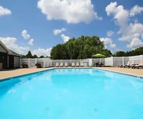 Pool, Hidden Creek Apartments