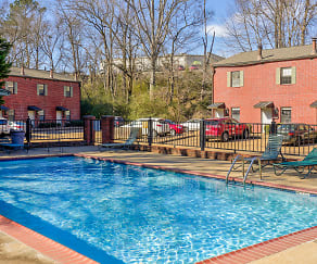 Pool, Oak Grove Apartments