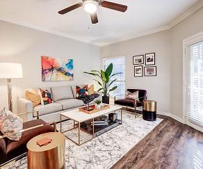 Living Room, Canyon Springs at Bull Creek