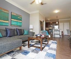 Living Room, Grand Oak At Town Park