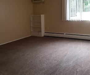 Living Room, Velvel Apartments