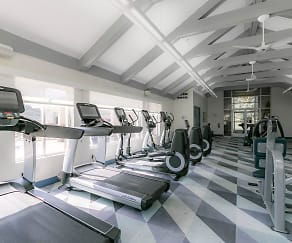 Fitness Weight Room, Runaway Bay