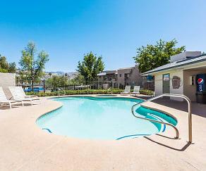 Pool, Sabino Canyon