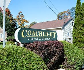 Community Signage, Coachlight Village