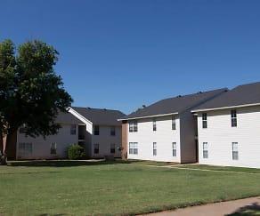 Building, Park Place Apartments