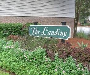 Community Signage, The Landing
