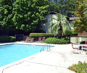 Pool, Waters At Berryhill