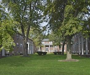 Building, Carlwynne & Hanover Manor