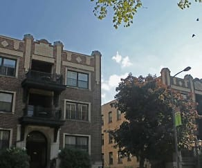 Building, Grand and Dale Apartments
