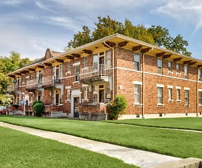 Building, Overton Place Communities