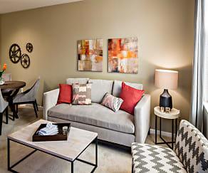 Living Room, Avalon Shelton