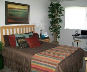 Bedroom, Parc Chalet