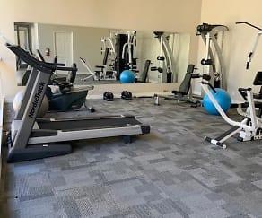 Fitness Weight Room, Villa Palazzo