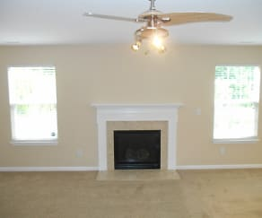 Living Room, 709 Weeping Willow Drive