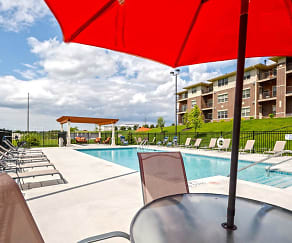 Pool, Scenic Ridge Apartments