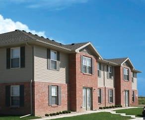 Building, Heartland Village