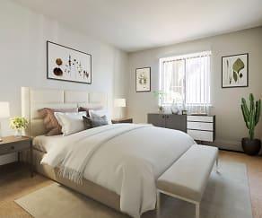 Bedroom, Ellyn Crossing Apartments