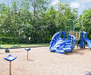 Playground, Rush Crossing