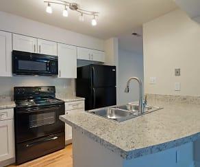 Kitchen, Highland Oaks