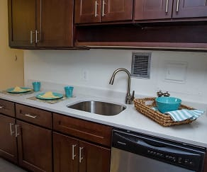 Kitchen, Rosemont Plaza