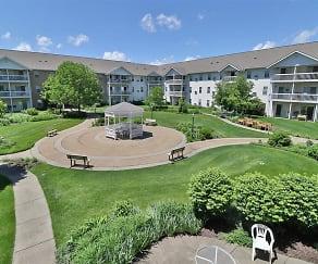 Rosewood Villas Senior Apartments, Stephens Elementary School, Madison, WI