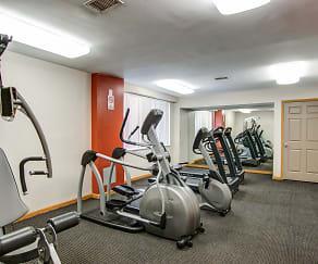 Fitness Weight Room, 8600