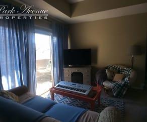 Living Room, 1109 E Morehead St #21